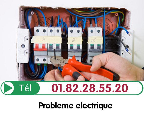 Depannage Tableau Electrique Banthelu 95420