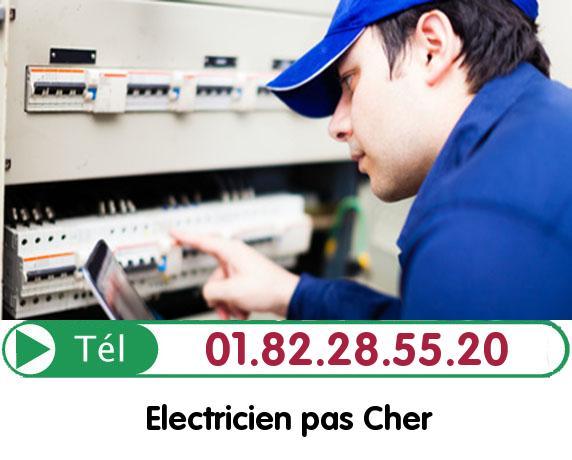 Depannage Tableau Electrique Bruyeres sur Oise 95820