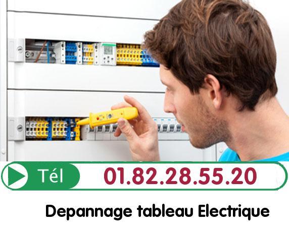 Depannage Tableau Electrique Ronquerolles 95340