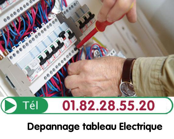 Depannage Tableau Electrique Villaines sous Bois 95570