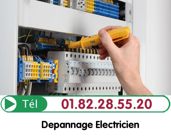Electricien Mousseaux sur Seine 78270