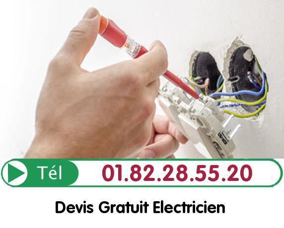 Electricien Villiers le Bacle 91190
